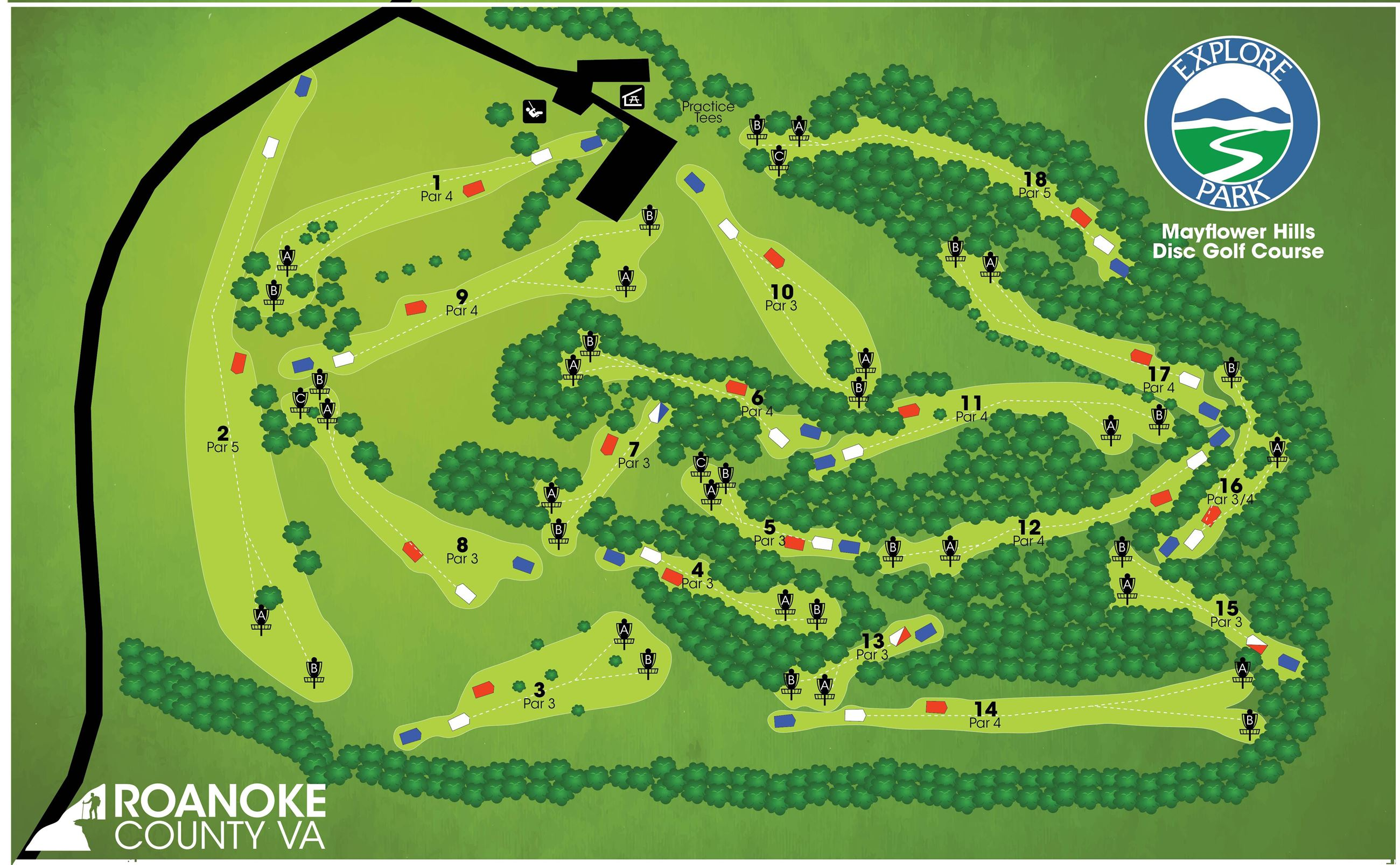 DiscGolfCourse-MasterMap-DRAFT4