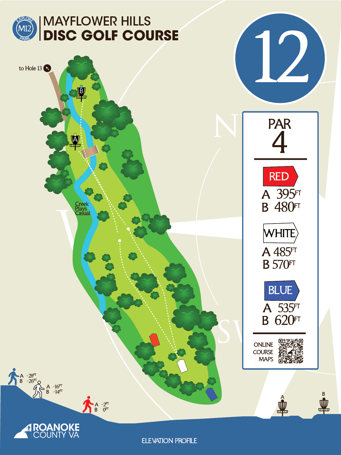 Hole 12-NOHERE-01