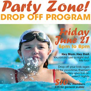 June Party Zone 300x300