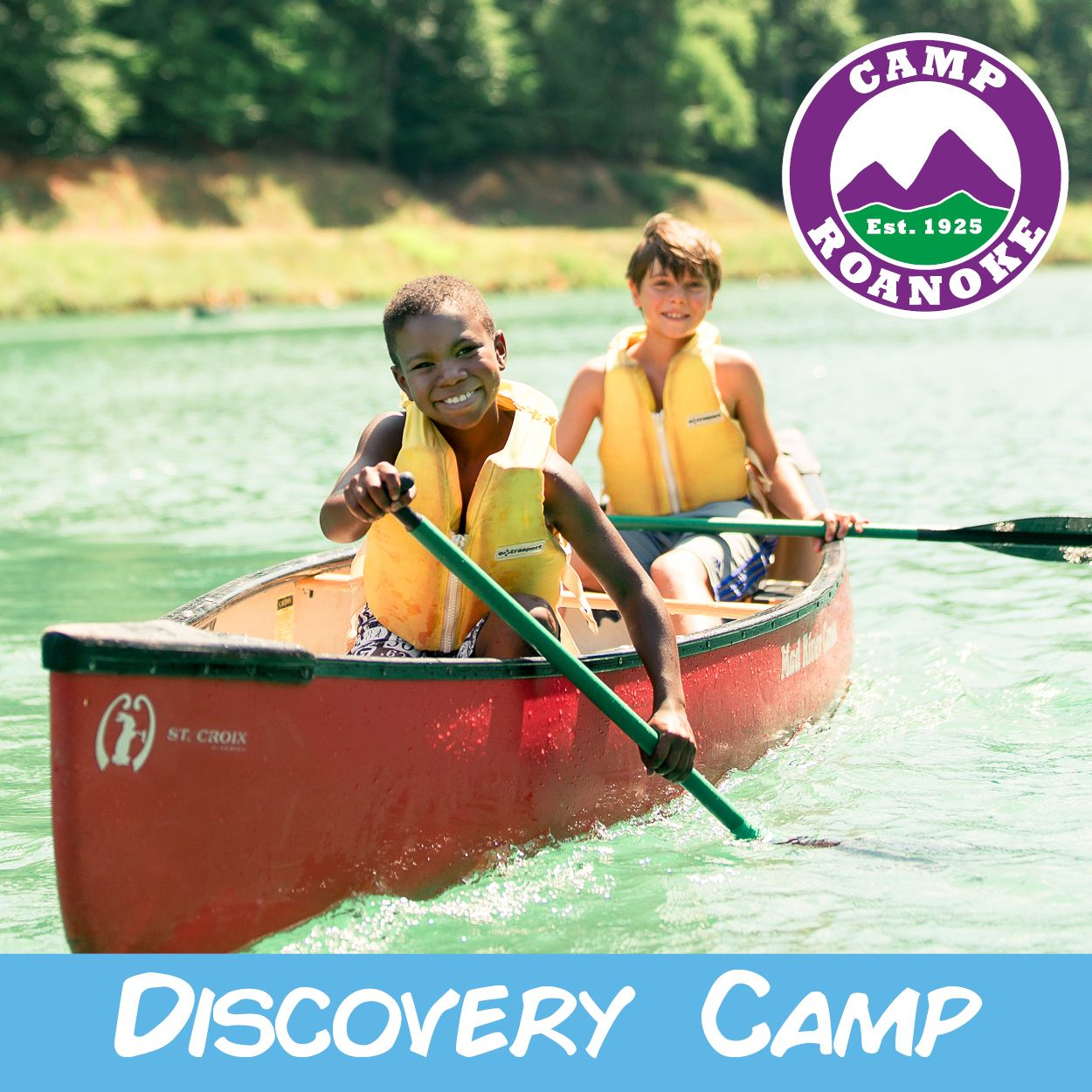 Summer Camp 200x200 CR Discovery