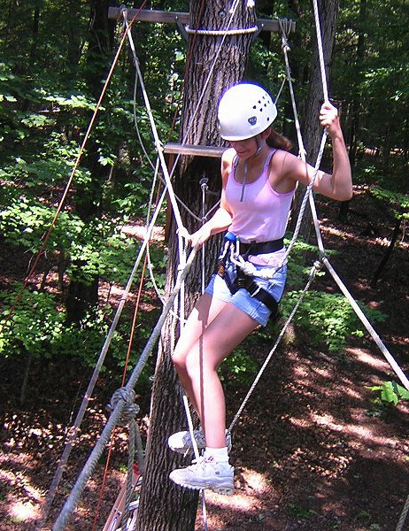 Challenge Course and Outdoor Programs